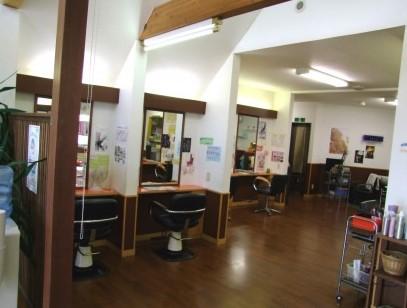 釧路 美容室 おしゃれサロン 髪ふうせん 光陽店