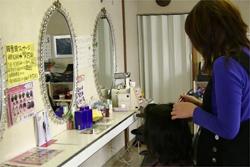 札幌 白石区 美容室 ルミ 美粧室