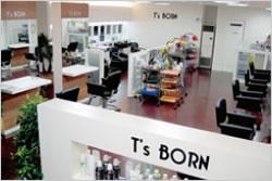 釧路 美容室 理容室 ティーズボーン 新橋店